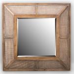 Espejo de metal