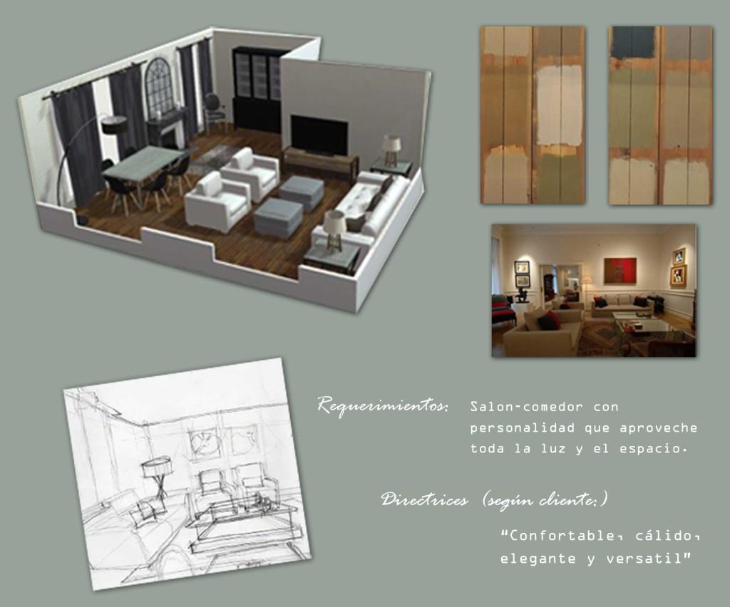 Decoraci n online kiveka decoraci n de interiores en for Decoracion interiores online